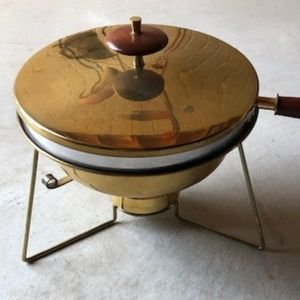 Other - Copper warming dish